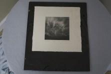 "$150 VALUE - ""Southern Sky"" handmade print by artist George Raab"