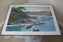 "$125 VALUE - ""California Coast Paintings - Soho Editions"" by Howard Behrens - Sausalito donated by The Art Spot"