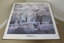 "$165 VALUE - ""Ermita de Betsaida"" framed print by Poch Reomeu donated by The Art Spot"