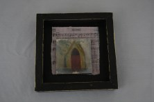 "$65 VALUE - ""Irish Blessing"" encaustic 2D wallhanging by artists Mark & Patti Mohrenweiser"