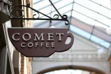 $20 gift card to Comet Coffee