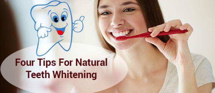 4 Natural Ways To Brighten Teeth