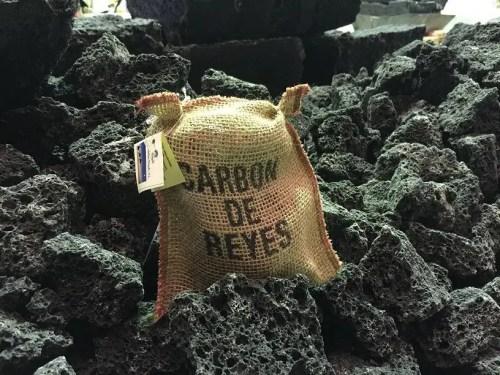 saquito carbón