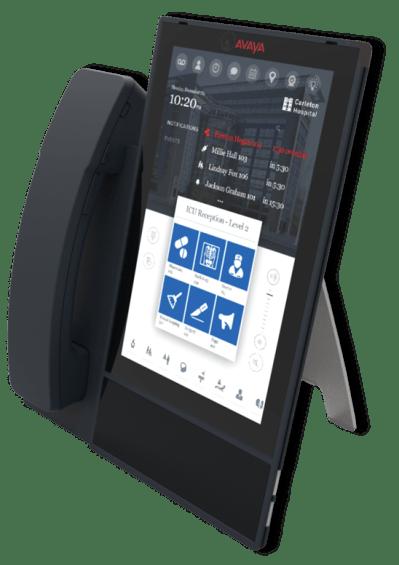 AVAYA vantage device transforms desktop communication ...