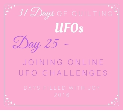 Day 25 - Joining Online UFO Challenges