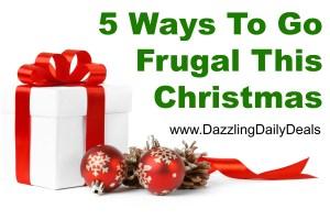 frugal Christmas