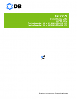 Falcon-Inverter roof top packaged units