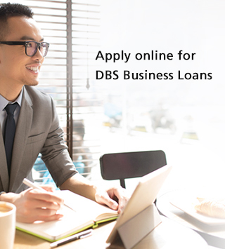 Apply online for DBS Business Loans | DBS SME Banking Singapore