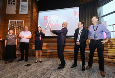 DBS furthers commitment to shape future of banking with launch of new innovation facility