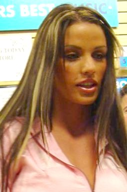 Katie Price Hospitalized After Breast Augmentation