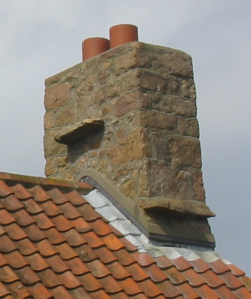 naked man rescued from chimney in Germany