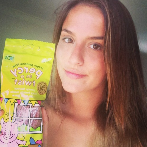 Lucy Watson Goes Makeup Free!