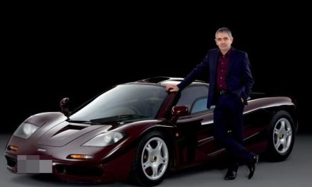 Rowan Atkinson Car To Fetch $15 At Auction (PHOTO)