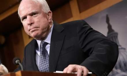 John McCain ashamed: John McCain: 'I'm Ashamed Of My Country