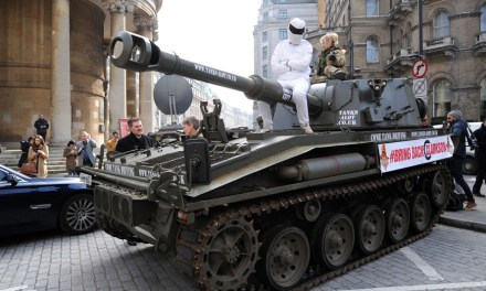 Jeremy Clarkson Petition: Tank Delivers Bombshell Petition