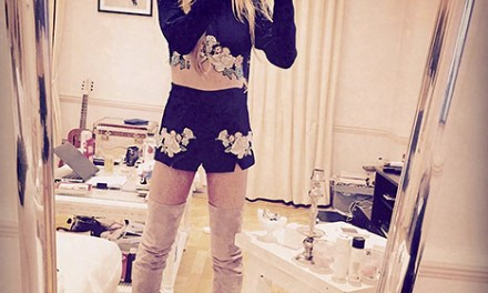 Lindsay Lohan dressed up as the late Sharon Tate for Charles Manson's birthday