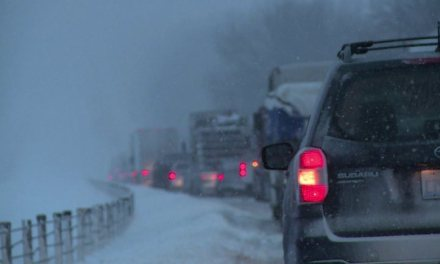 Blizzard Strikes East Coast: 11 States Declare State Of Emergency