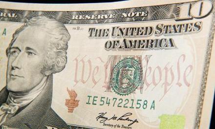 alexander hamilton $10 bill Helped By Musical