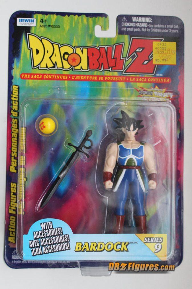 Bardock Dragon Ball Z Action Figure