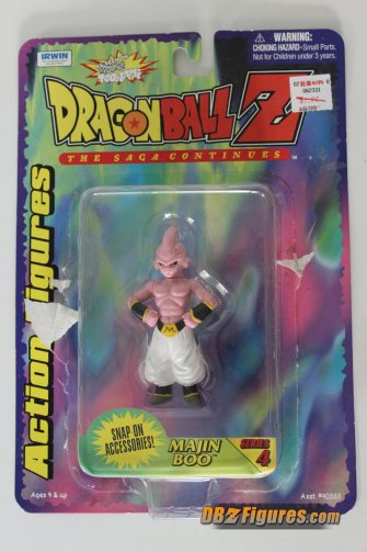 Irwin Majin Boo Action Figure
