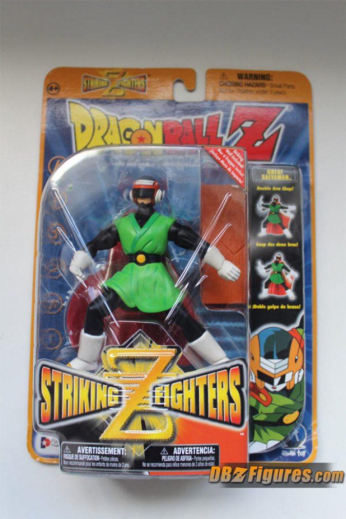 SaiyaMan Striking Z Fighters