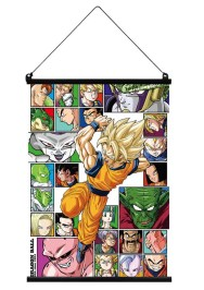 Prize D - Wall Scroll