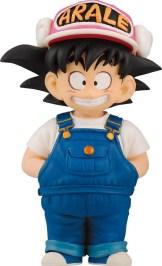 Prize F - Goku as Arale