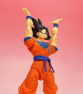 SH Figuarts Mexican Exclusive Son Goku