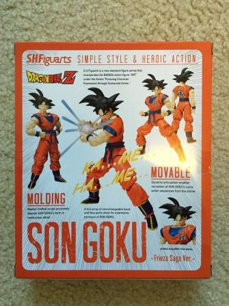 SDCC 2015 Frieza Saga Goku