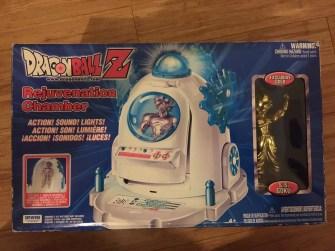 Dragon Ball Z Rejuvenation Chamber by Irwin Toys