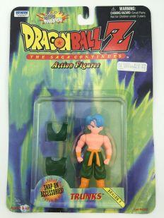 Irwin Dragon Ball Z Series 3 Trunks