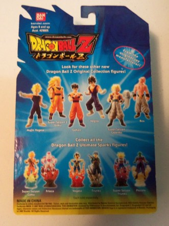 Bandai Original Collection - Majin Vegeta