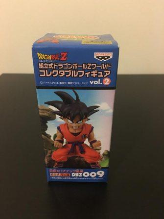 Dragon Ball Z WCF Vol. 2 009 - Son Goku