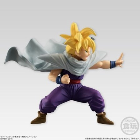 "Super Saiyan Teen Gohan ""Dragon Ball Styling"""