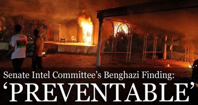 benghazi preventable