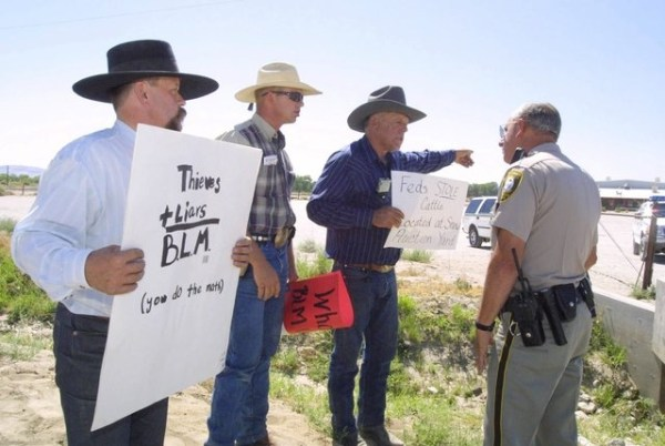 cliven bundy feds stole cattle