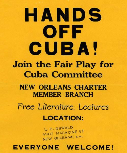hands off cuba