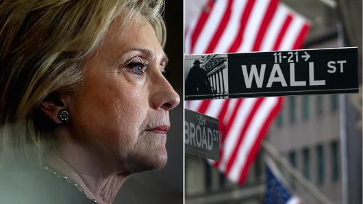 "Hillary in Deep Trouble – ""Hordes of Wall Street Executives"" Descend Upon Philadelphia"