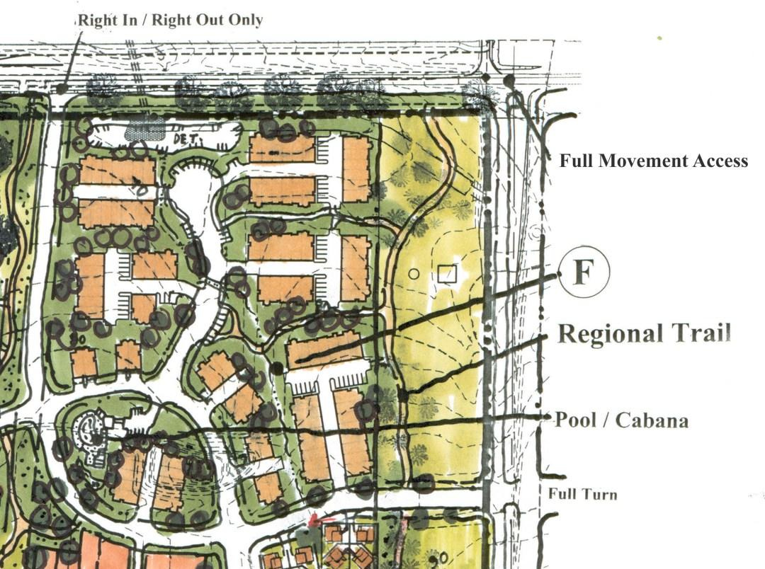 Murphy Creek Sketch Plan Townhomes