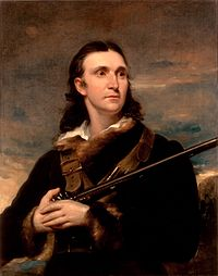 John James Audubon by John Syme, 1826