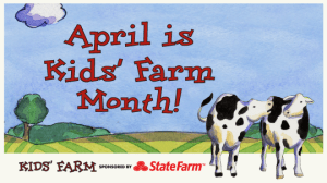 Zoo - April is Kids Farm Month