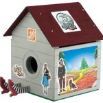 Home Depot - Build a Wizard of Oz TM Birdhouse
