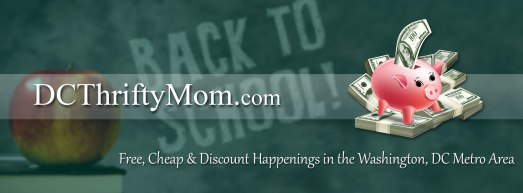 Back to School DC Thrifty Mom Image