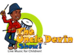 The Uncle Devin Show Logo