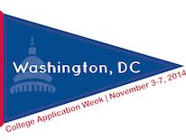 DC College Application Week 2014