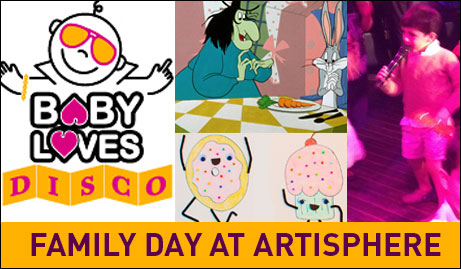 Family Day at Artisphere