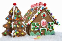 Culture Capital - Gingerbread Houses