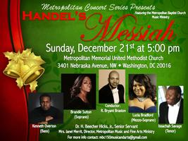 Metropolitan Baptist Church - Handel's Messiah