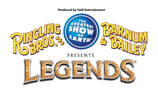 Ringling Bros. and Barnum and Bailey Circus Presents LEGENDS