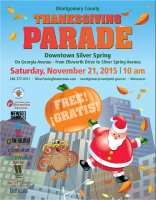 Montgomery County Thanksgiving Parade 2015